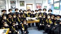 Кадети відвідали музей Авіаційного науково-технічного комплексу ім. О.К. Антонова