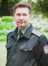 The Military-Patriotic Department Head