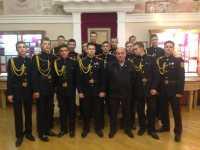 Кадети відвідали  музей Української революції