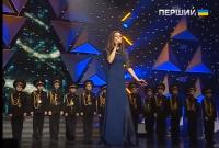 Гімн України, у виконанні Злати Огневич і кадетів