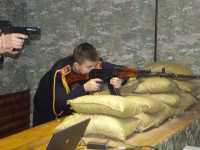 Військово- спортивні змагання «Юний захисник України»
