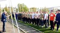 Кадети  ліцею -  інтернату № 23 «Кадетський корпус» взяли  участь  міський змаганнях з військового багатоборства.