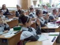 Роздільні класи школярів