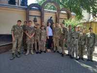 Кадети відвідали  Національний музей «Чорнобиль»
