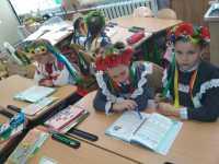 Кадети та паняночки початкової школи долучилися до Дня писемності та мови