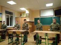 «Кадети – майбутні захисники України»
