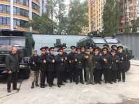 Столичні кадети у Окремому президентському полку ім. гетьмана Б. Хмельницького