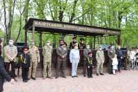 Свято Перемоги у майбутніх офіцерів. Репортаж з кадетського ліцею