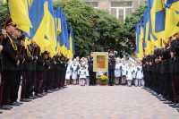 СВЯТО ПЕРШОГО ДЗВІНКА, присвячене 30 -й річниці Незалежності України